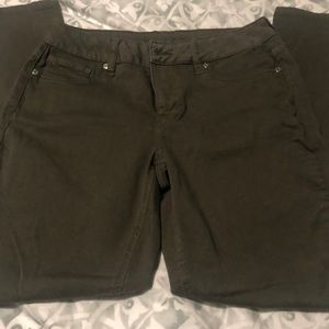 Maurices Jeggings size M